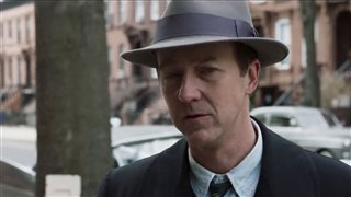 'Motherless Brooklyn' Trailer Video Thumbnail