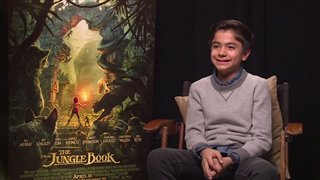 neel-sethi-interview-the-jungle-book Video Thumbnail