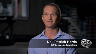 neil-patrick-harris-interview-downsizing Video Thumbnail