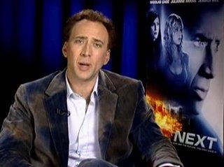 Nicolas Cage (Next) - Interview Video Thumbnail