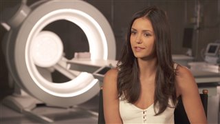 nina-dobrev-interview-flatliners Video Thumbnail
