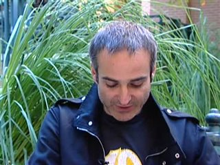 OLIVIER ASSAYAS - CLEAN- Interview Video Thumbnail