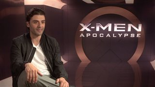 oscar-isaac-interview-x-men-apocalypse Video Thumbnail