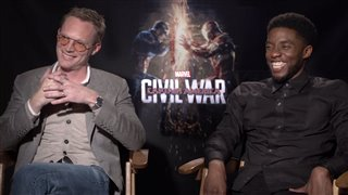 paul-bettany-chadwick-boseman-interview-captain-america-civil-war Video Thumbnail