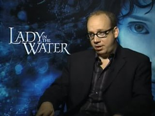 PAUL GIAMATTI (LADY IN THE WATER)- Interview Video Thumbnail