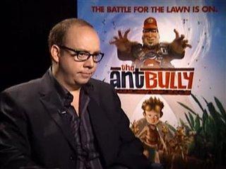 PAUL GIAMATTI (THE ANT BULLY)- Interview Video Thumbnail