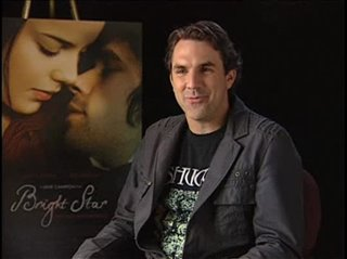 Paul Schneider (Bright Star)- Interview Video Thumbnail