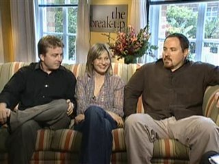 PETER BILLINGSLEY, JOEY LAUREN ADAMS & JON FAVREAU (THE BREAK-UP) - Interview Video Thumbnail