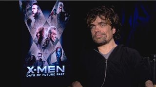 Peter Dinklage (X-Men: Days of Future Past) - Interview Video Thumbnail