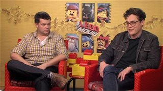phil-lord-christopher-miller-the-lego-movie Video Thumbnail