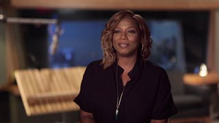 queen-latifah-interview-ice-age-collision-course Video Thumbnail