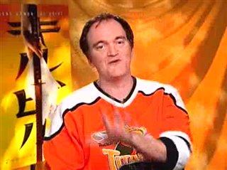Quentin Tarantino (Kill Bill: Vol. 2)- Interview Video Thumbnail