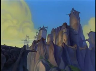QUEST FOR CAMELOT Trailer Video Thumbnail