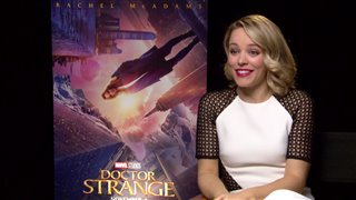 rachel-mcadams-interview-doctor-strange Video Thumbnail