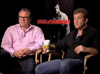 Ray Winstone & Mel Gibson (Edge of Darkness)- Interview Video Thumbnail