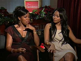 regina-king-lauren-london-this-christmas Video Thumbnail