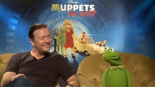 ricky-gervais-constantine-muppets-most-wanted Video Thumbnail