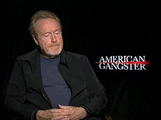 Ridley Scott (American Gangster) - Interview Video Thumbnail