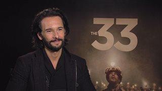 Rodrigo Santoro - The 33 - Interview Video Thumbnail