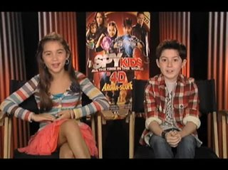 rowan-blanchard-mason-cook-spy-kids-all-the-time-in-the-world Video Thumbnail