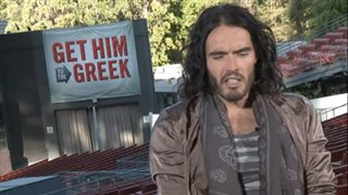Russell Brand (Get Him to the Greek) - Interview Video Thumbnail