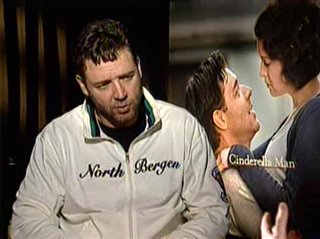 RUSSELL CROWE - CINDERELLA MAN - Interview Video Thumbnail