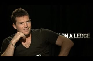 Sam Worthington (Man on a Ledge)- Interview Video Thumbnail