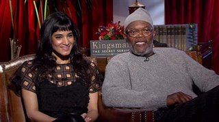 samuel-l-jackson-sofia-boutella-kingsman-the-secret-service Video Thumbnail