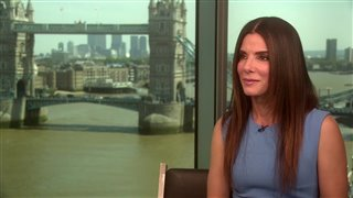 sandra-bullock-interview-minions Video Thumbnail