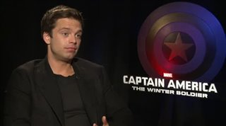 Sebastian Stan (Captain America: The Winter Soldier) - Interview Video Thumbnail