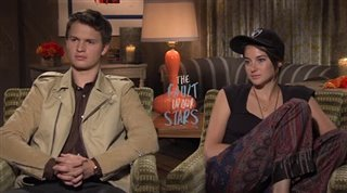 shailene-woodley-ansel-elgort-the-fault-in-our-stars Video Thumbnail