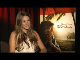 shailene-woodley-the-descendants Video Thumbnail