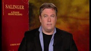 Shane Salerno (Salinger) - Interview Video Thumbnail