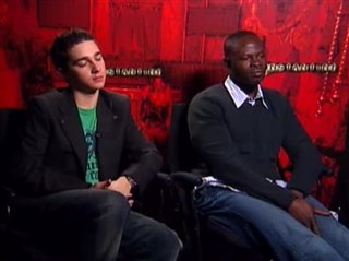 SHIA LABEOUF & DJIMON HOUNSOU - CONSTANTINE- Interview Video Thumbnail