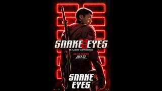 SNAKE EYES Motion Poster - Snake Eyes Video Thumbnail