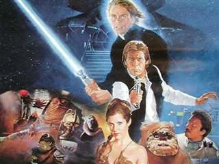 Star Wars: Episode VI - Return of the Jedi Trailer Video Thumbnail