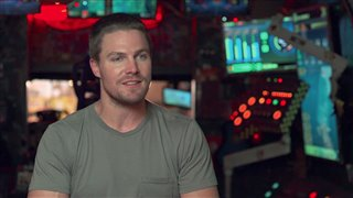 Stephen Amell - Teenage Mutant Ninja Turtles: Out of the Shadows- Interview Video Thumbnail