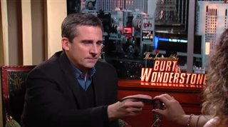 steve-carell-the-incredible-burt-wonderstone Video Thumbnail