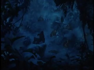 TARZAN Trailer Video Thumbnail