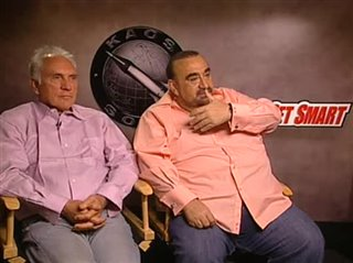Terence Stamp & Ken Davitian (Get Smart)- Interview Video Thumbnail
