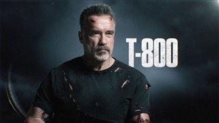 'Terminator: Dark Fate' Character Spotlight - T-800 Video Thumbnail