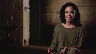 tessa-thompson-interview-annihilation Video Thumbnail