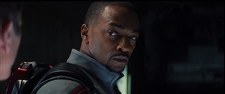 """THE FALCON AND THE WINTER SOLDIER Clip - """"This Has to be Subtle"""" Video Thumbnail"""