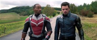 THE FALCON AND THE WINTER SOLDIER Trailer Video Thumbnail