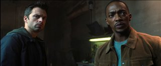 THE FALCON AND THE WINTER SOLDIER - Trailer 2 Video Thumbnail