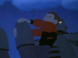 The Iron Giant Trailer Video Thumbnail