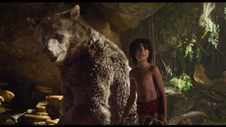 The Jungle Book - Super Bowl Trailer Video Thumbnail