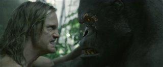 "The Legend of Tarzan movie clip - ""Tarzan Fights Akut"" Video Thumbnail"