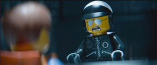 The LEGO Movie clip - Isn't There Supposed to be a Good Cop? Video Thumbnail