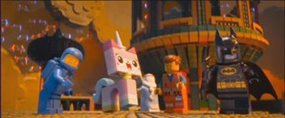 The LEGO Movie clip - Where Can We Go Where We Can't Be Found? Video Thumbnail